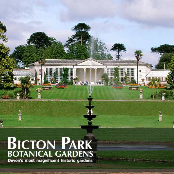 Bitcon Park - Botanical Gardens