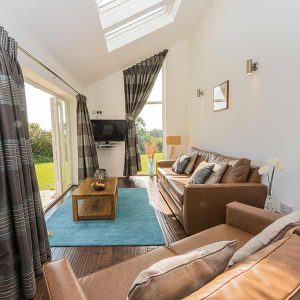 Lounge / Living area - Kokopelli - Sidmouth, Devon Holiday Cottage