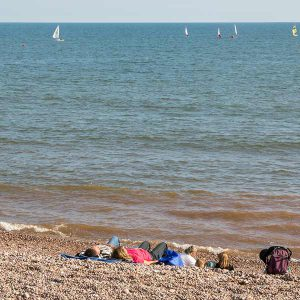 Relax by the ocean - Kokopelli - Sidmouth, Devon Holiday Cottage