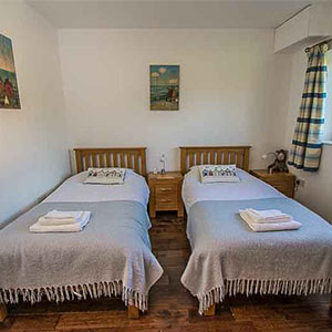Second Bedroom Photo - Kokopelli Holiday Cottage in Sidmouth, Devon