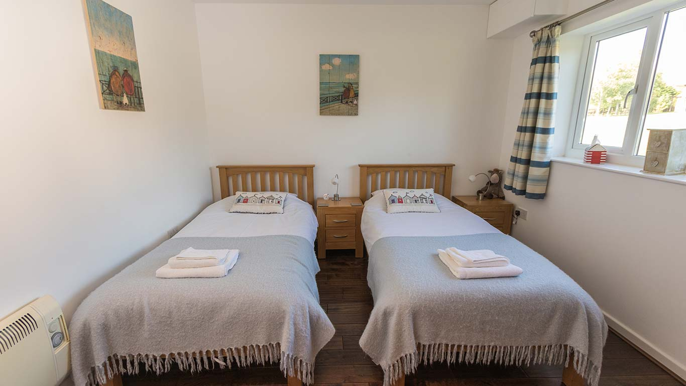 Kokopelli Holiday Cottage In Devon - Second Bedroom