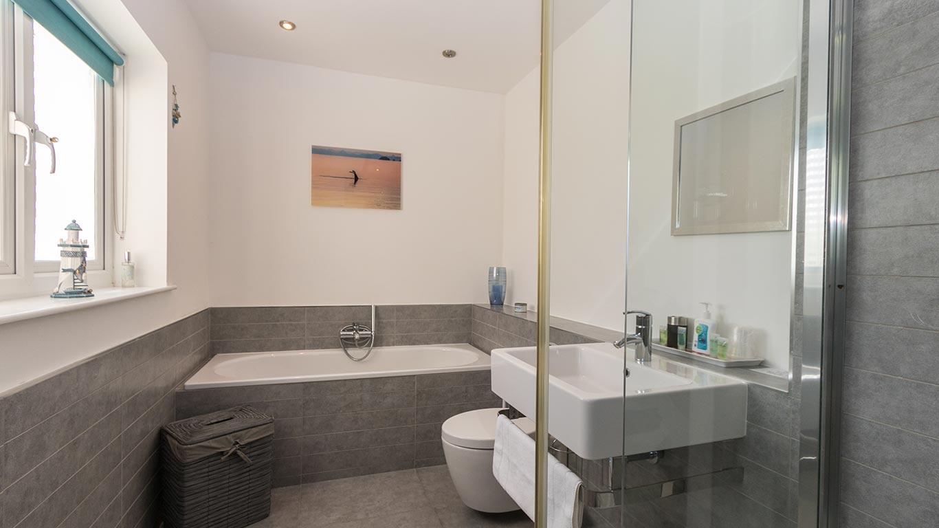 Kokopelli Devon Holiday Cottage In Sidmouth - Bathroom